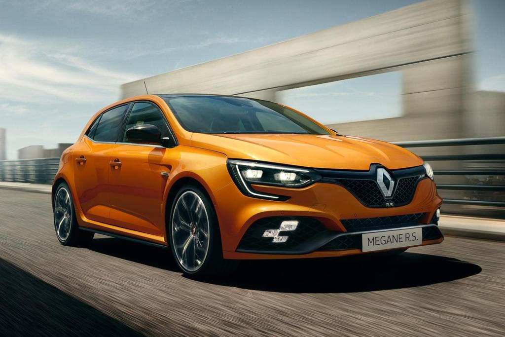New Renault Megane RS 2018