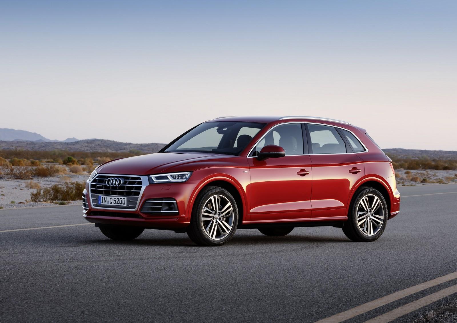 Audi RS Q5 2018