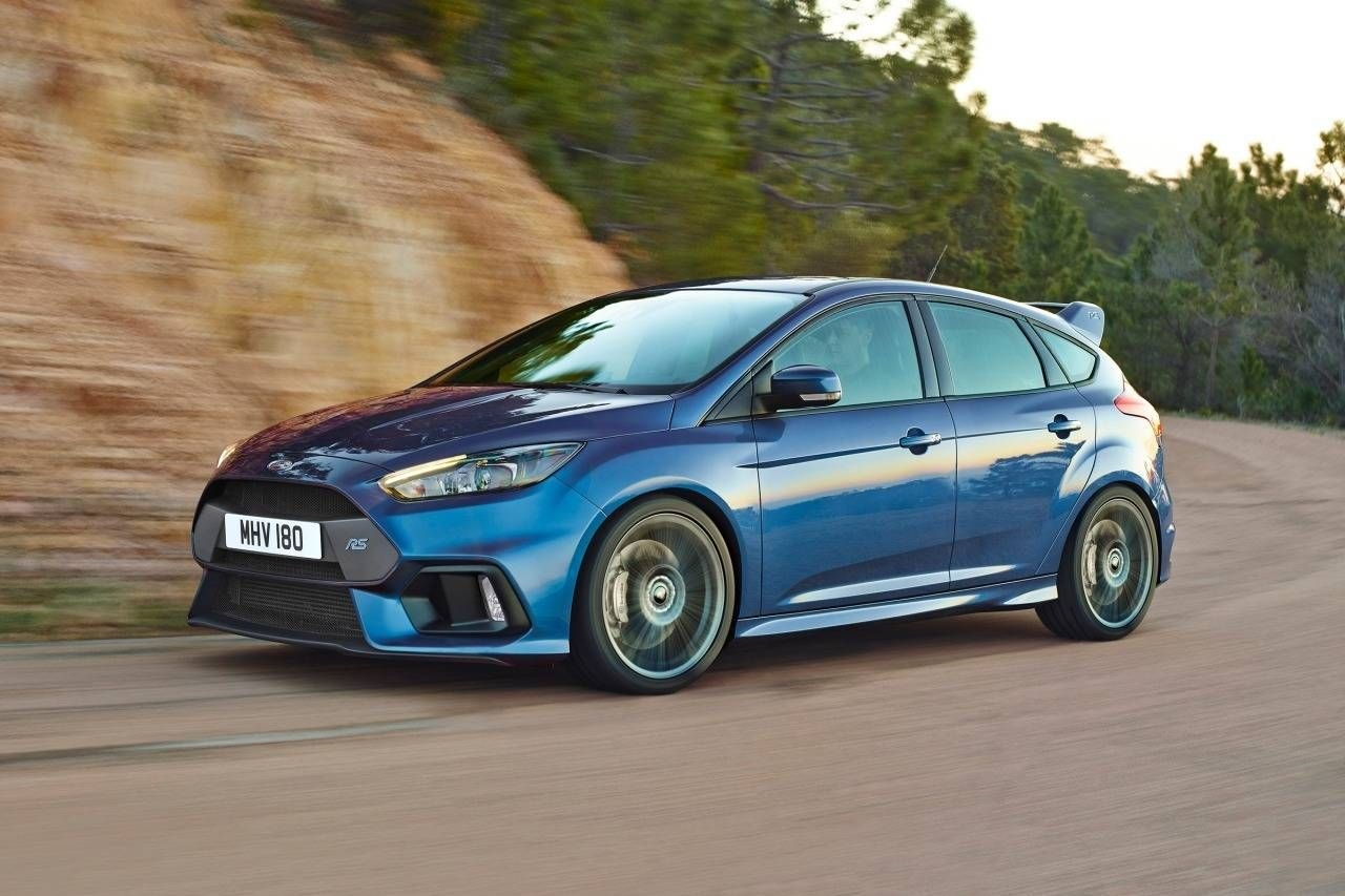 New Ford Focus RS 2018