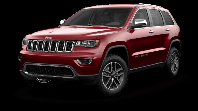 jeep grand cherokee on finance