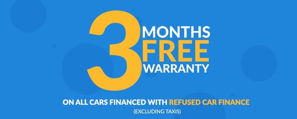 3 Months Free Warranty