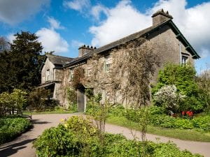 Beatrix Potters Farm Cottage