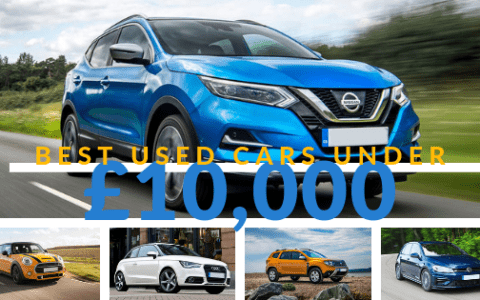 The best used cars under £10,000