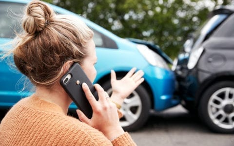 Top tips to prevent being in a car accident