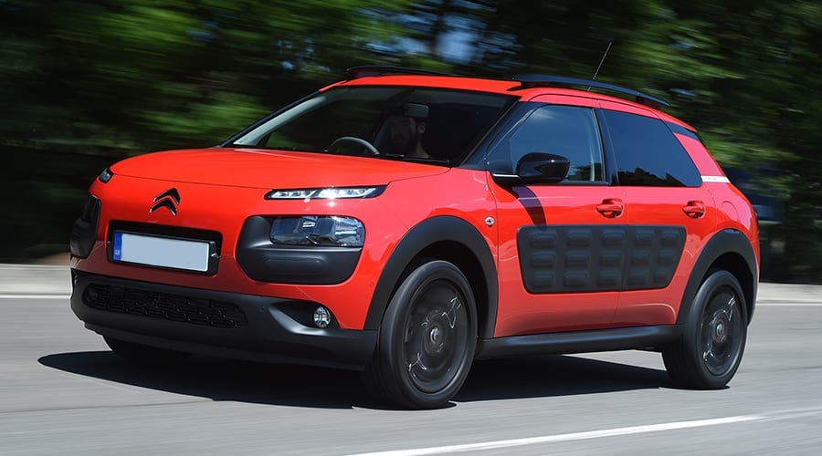 Citroen Cactus under 10k