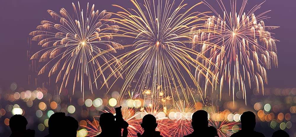 The Best Firework Displays in The North East 2018