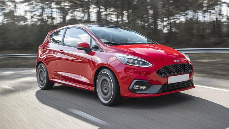 Ford Fiesta - best economical cars 2019
