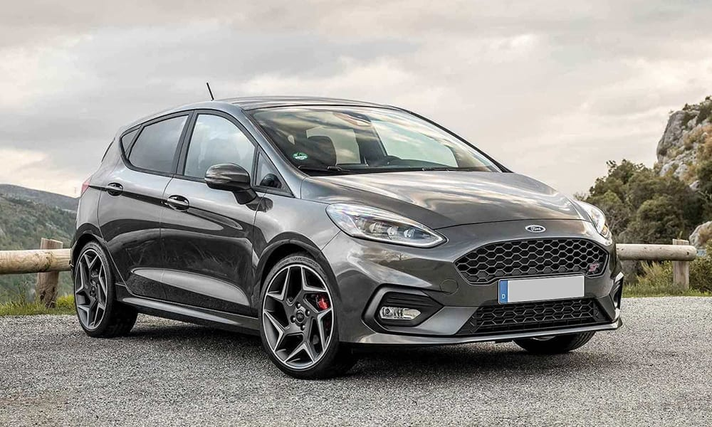 Ford Fiesta - best used cars under 10k