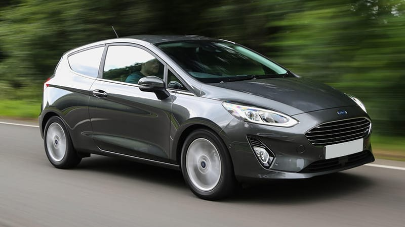 ford fiesta - cheapest cars to insure