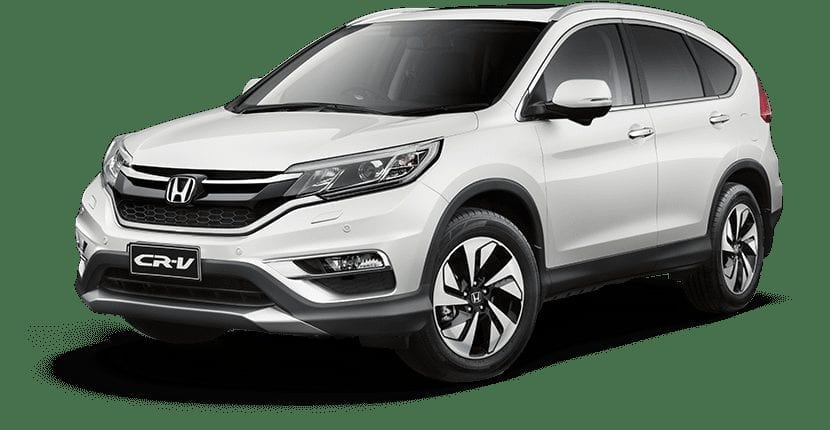 honda crv on finance
