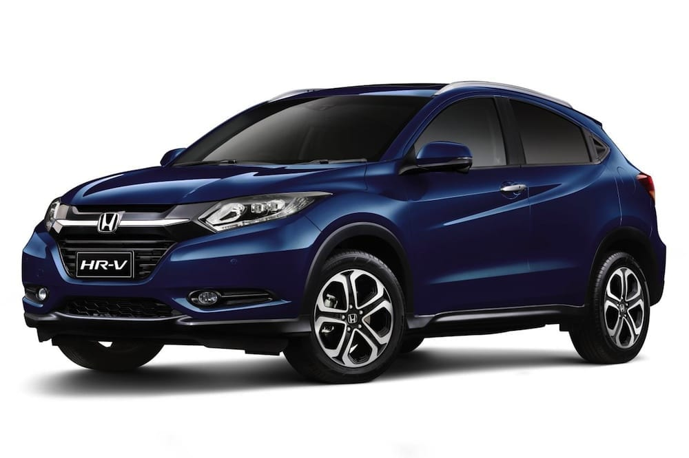 honda hrv on finance