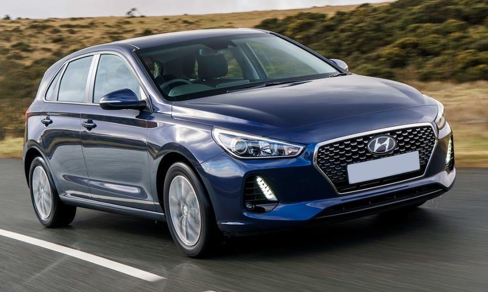 Hyundai i30 - best used cars under 10k