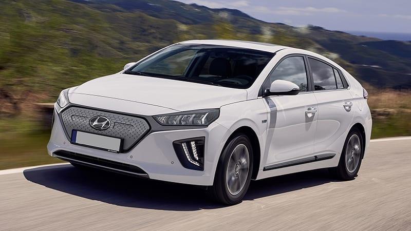 Hyundai Ioniq PHEV - best economical cars 2019