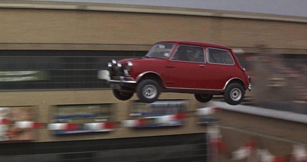 Mini | Italian job | best driving movies
