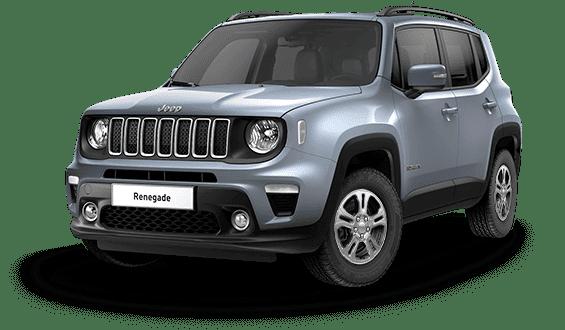 jeep renegade on finance
