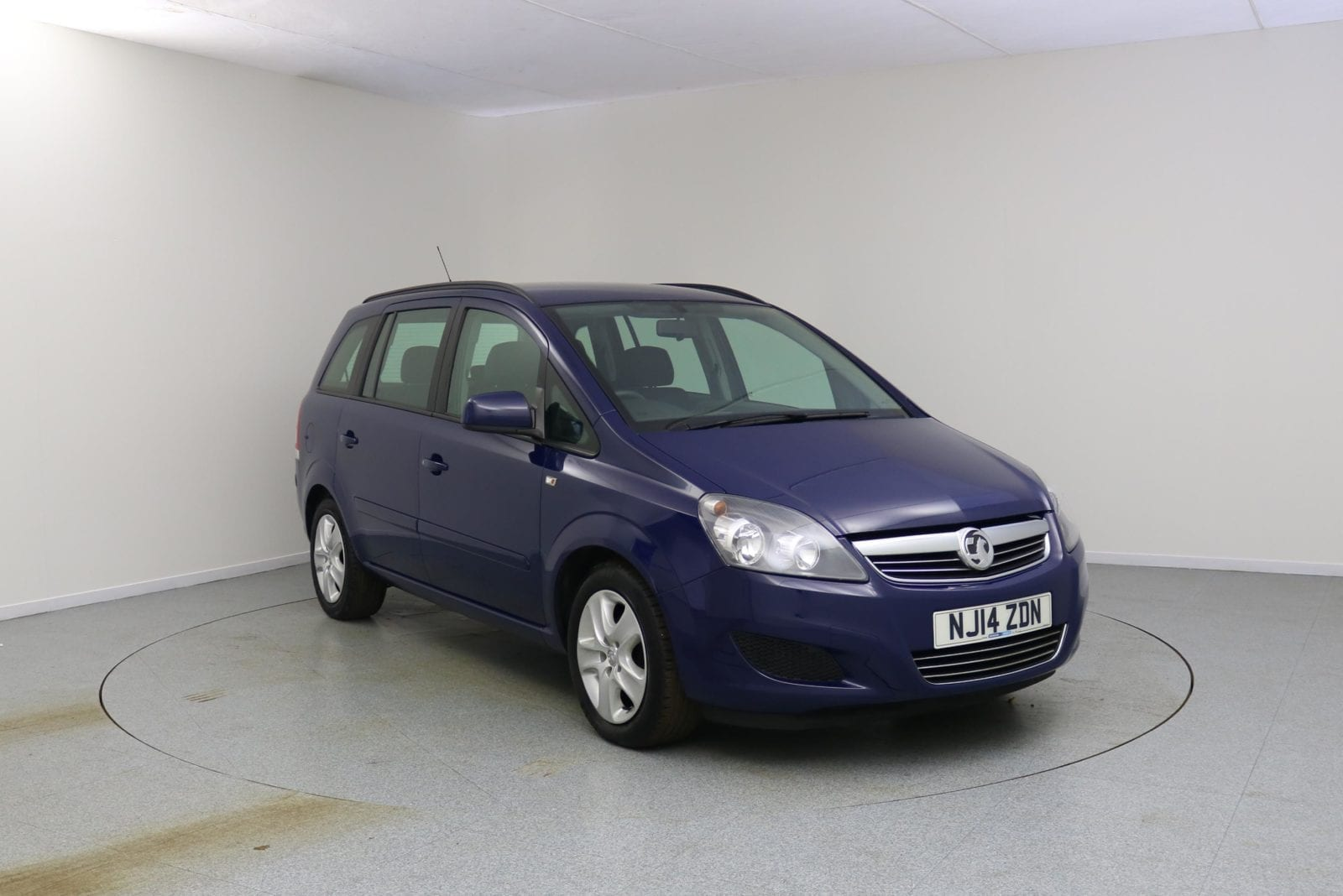 vauxhall zafira finance