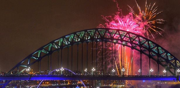 best firework displays in newcastle | refused car finance