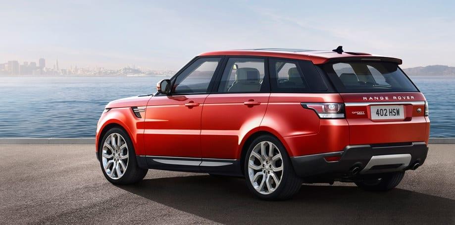 Range Rover Finance
