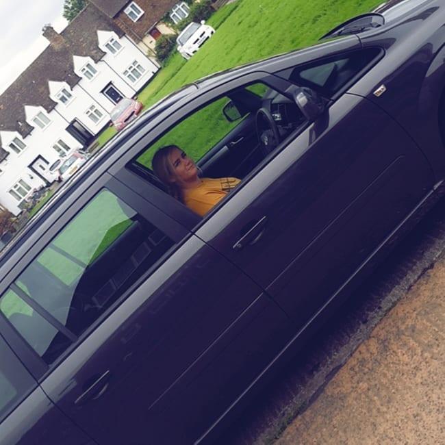 Sallys Car Finance Story