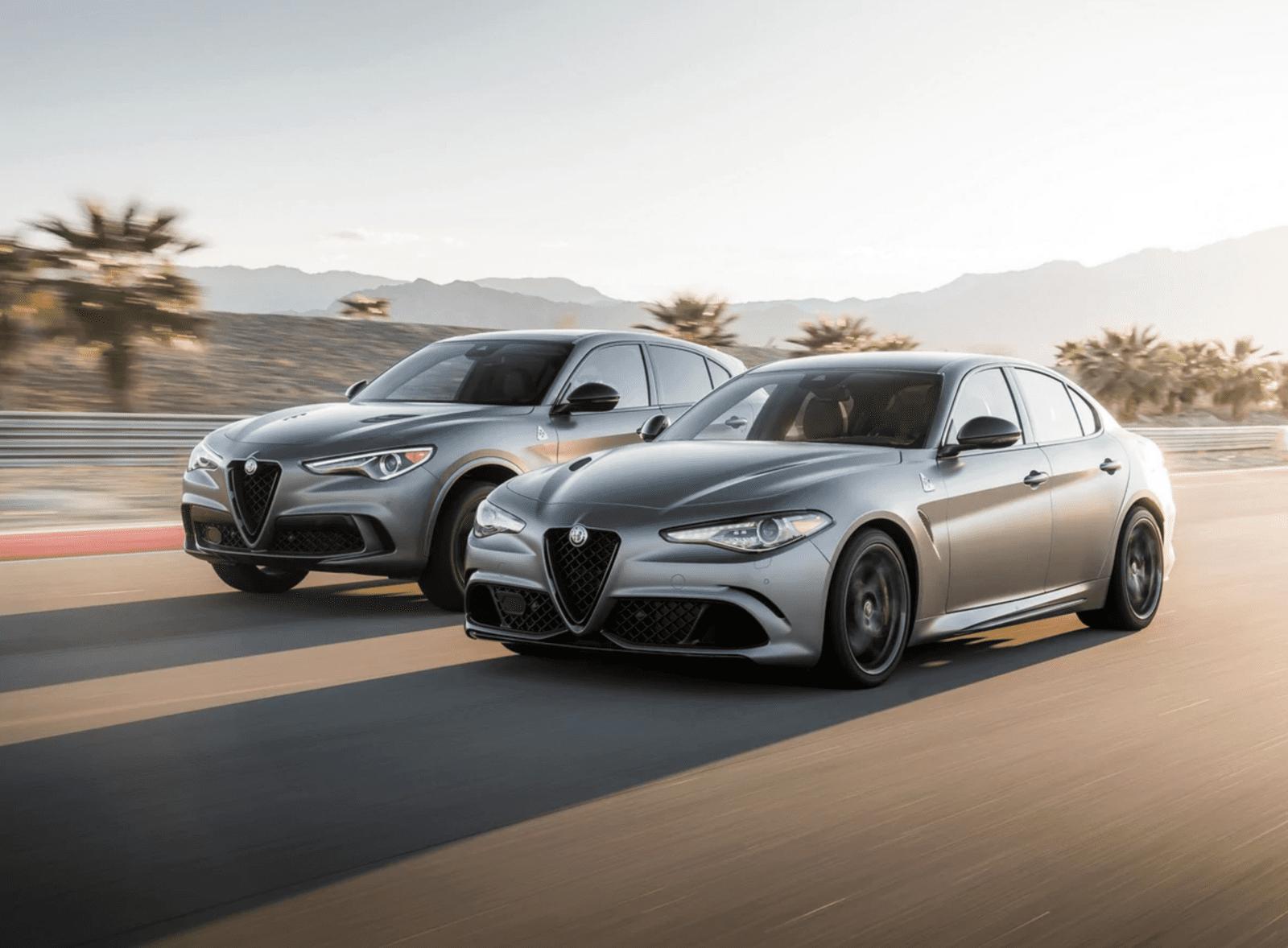 Alfa Romeo Car Finance