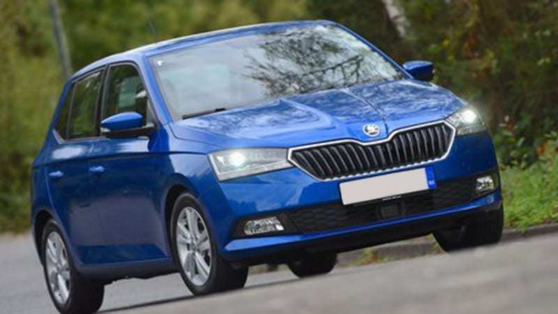 skoda fabia - cheapest cars to insure 2019