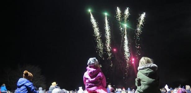 durham fireworks 2018