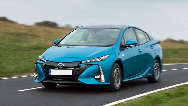 Toyota Prius - best economical cars 2019