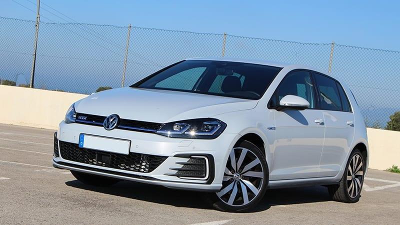 Volkswagen golf gte - best economical cars 2019