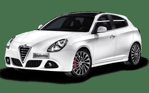 Alfa romeo Giulietta on finance