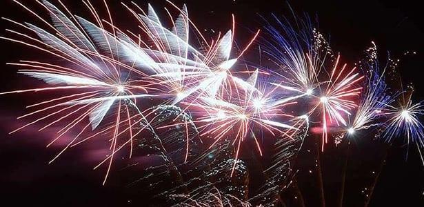 alnwick fireworks | best fireworks display