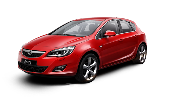 Used Vauxhall Astra Finance