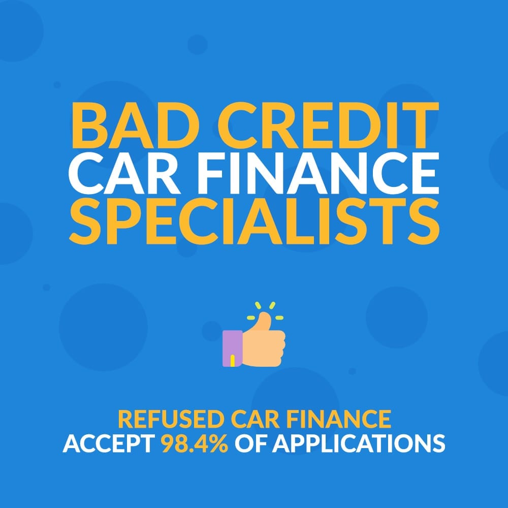 bad credit car finance | refused car finance