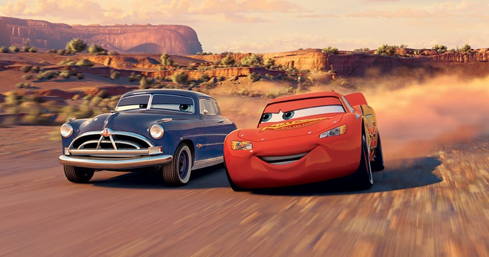 Cars | best driving movies