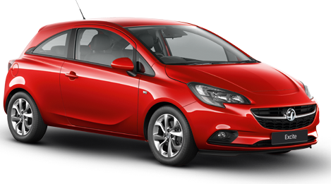 Used Vauxhall Corsa Finance