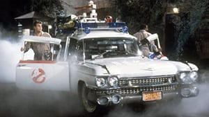 ghostbusters herse   refused car finance
