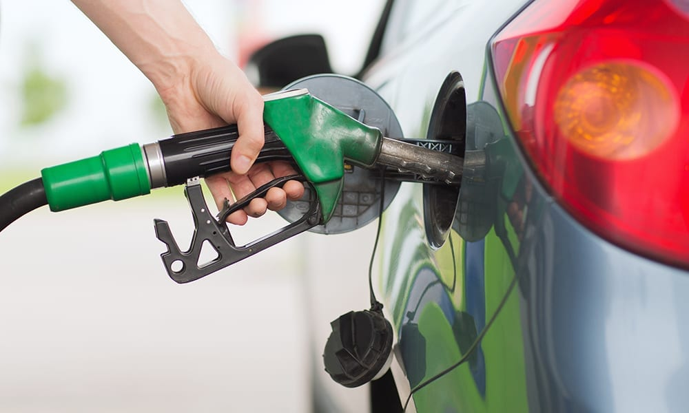 fuel cashback to save money