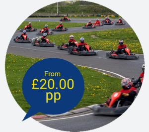 Go Karting in the North East