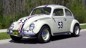 herbie | iconic movie cars | refused car finance