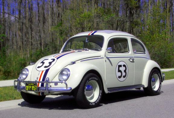 Herbie VW Volkwagen