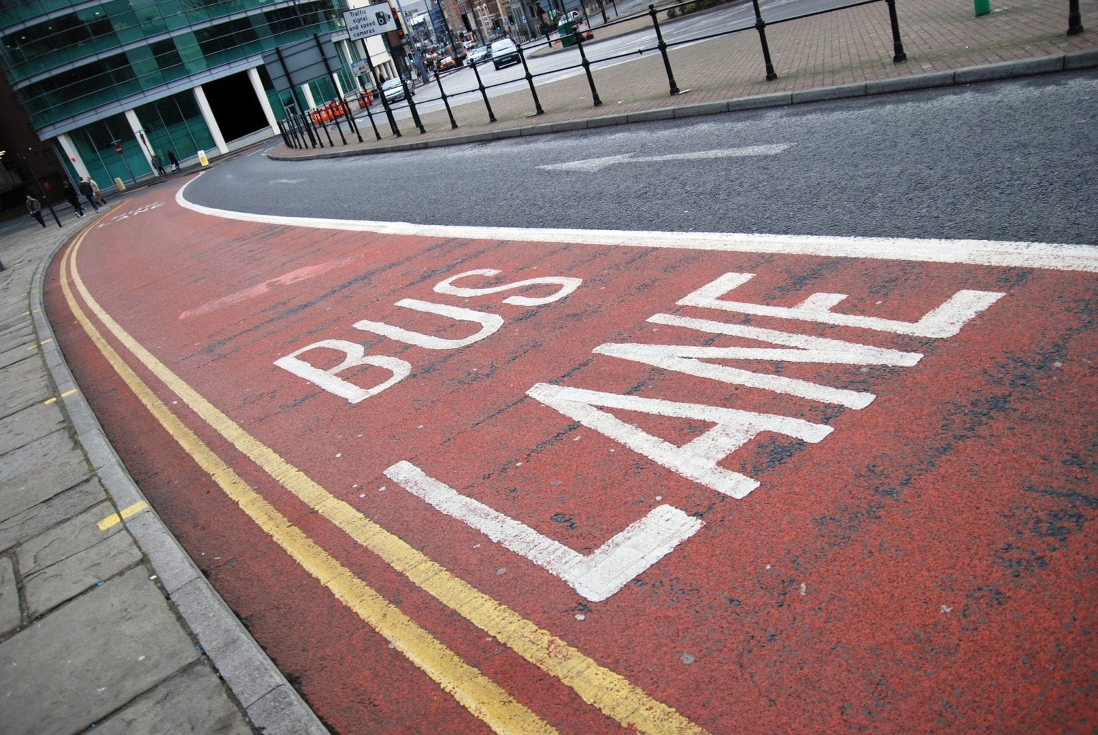 How to appeal a bus lane fine