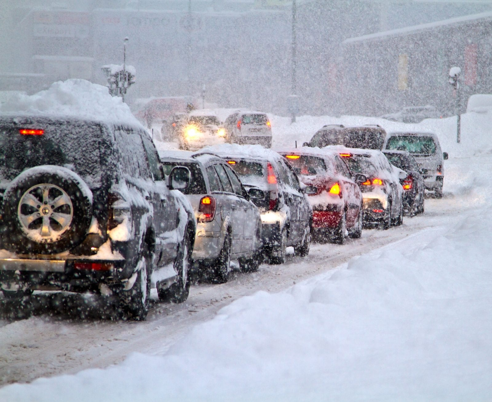 Winter Driving: Car Care Tips
