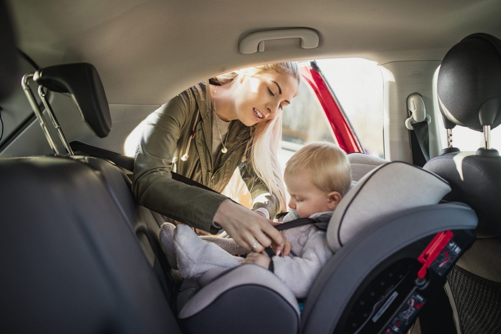 Changes to Child Car Seat Laws You Need To Know
