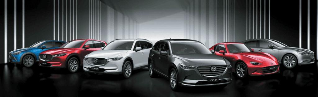 Used Mazda Car Finance