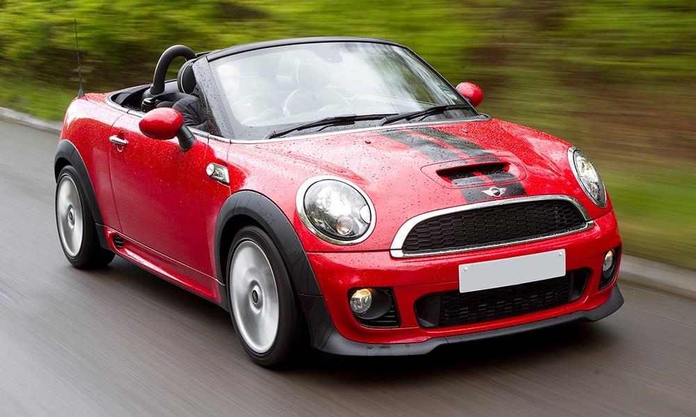 best used cars under 10k - mini cooper roadster