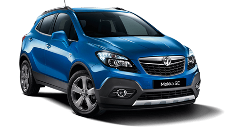 Used Vauxhall Mokka Finance