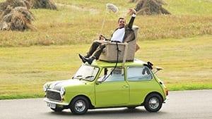 mr bean mini   iconic movie cars