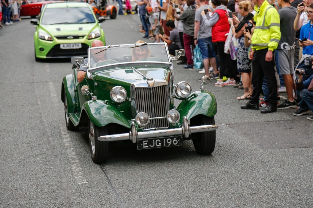 North East Car Shows