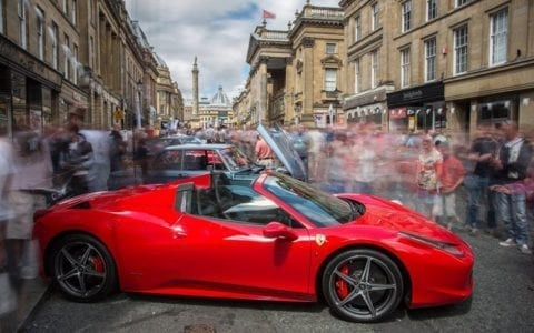 The Best Car Shows in the North East 2019