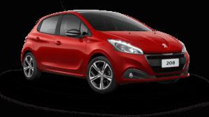 Peugeot 208 on finance