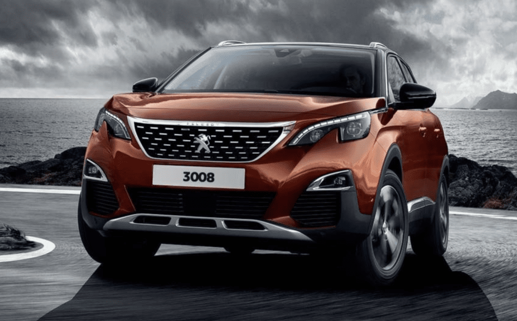 Peugeot 3008 best car of 2020